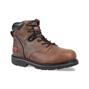 Timberland® PitBoss 6'' Steel Toe Safety Work Boot